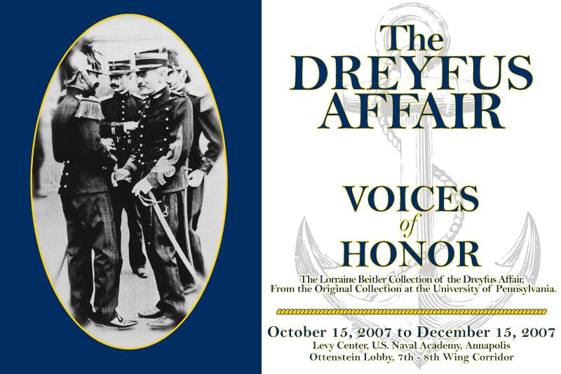 The Dreyfus Affair Poster