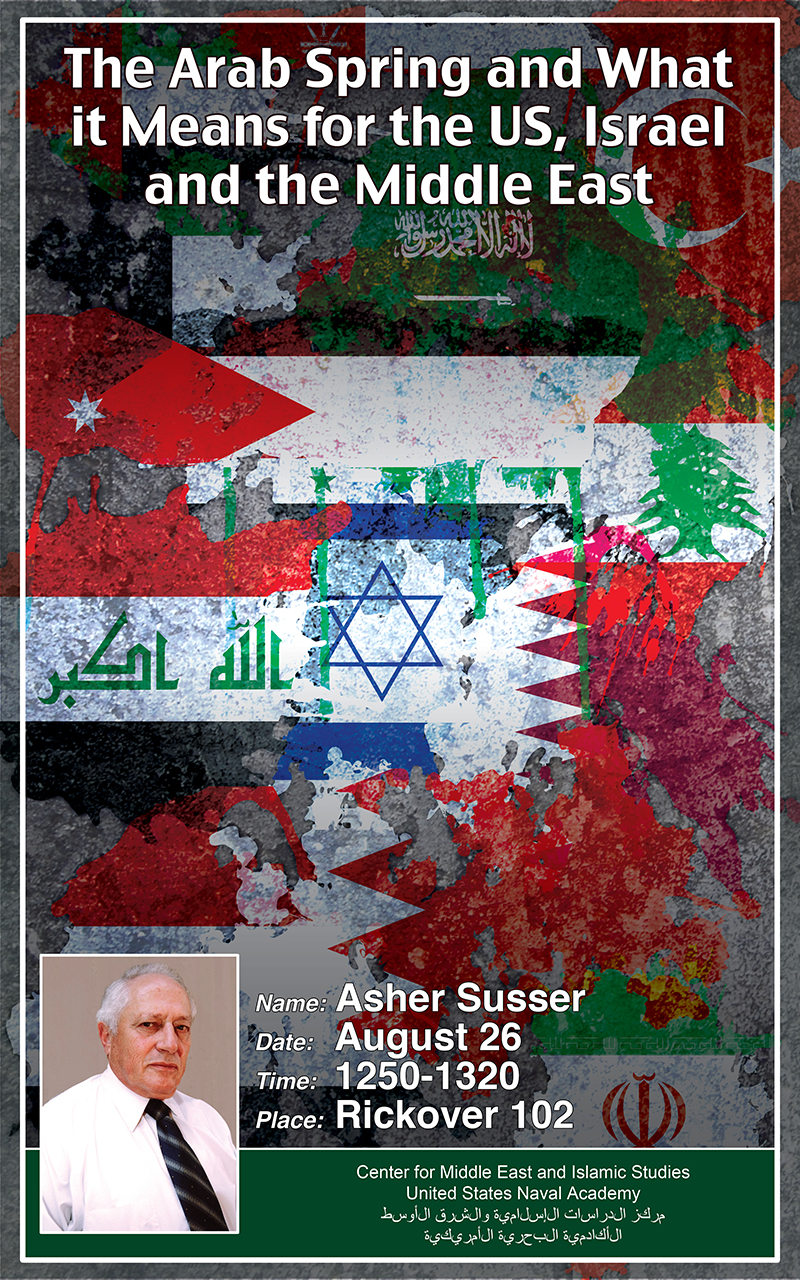 The Arab Spring and What it Means for the US, Israel and the Middle East