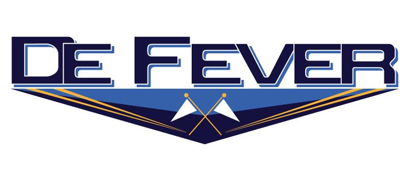 De Fever Yacht Logo