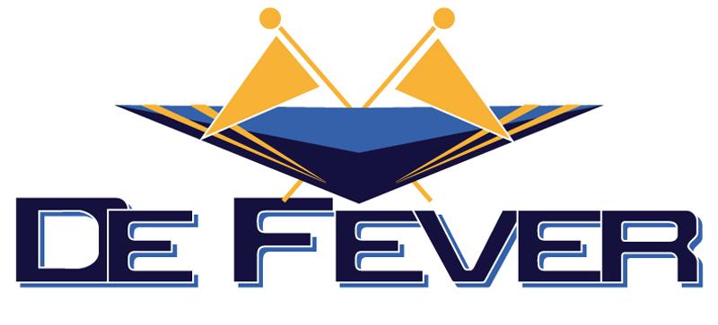 De Fever Yacht Logo Variant