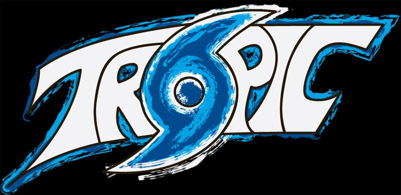 USNA Oceanography Department TROPICS Logo